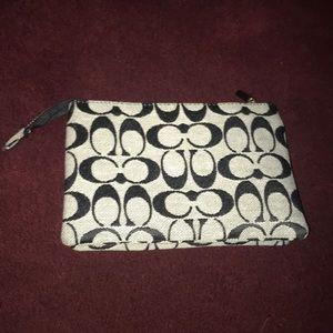 Coach Bags - coach clutch/wallet